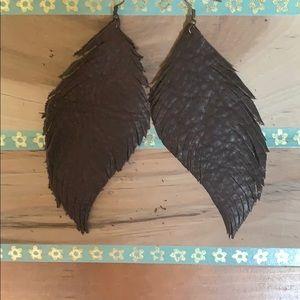 Genuine leather wings ✌🏽